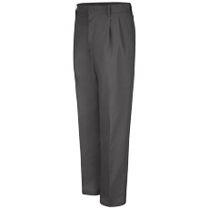 Men's Pleated Front Work Pant
