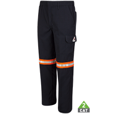 BULWARK® CARGO POCKET PANT WITH STRIPING